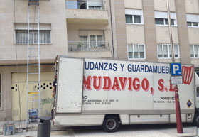 Mudanza barata en Vigo, Mudavigo